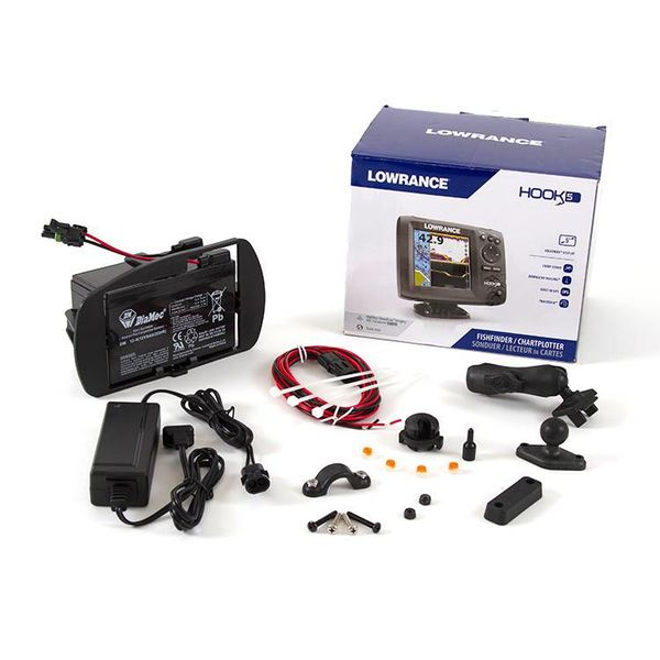 Fishfinder Low Ready Package