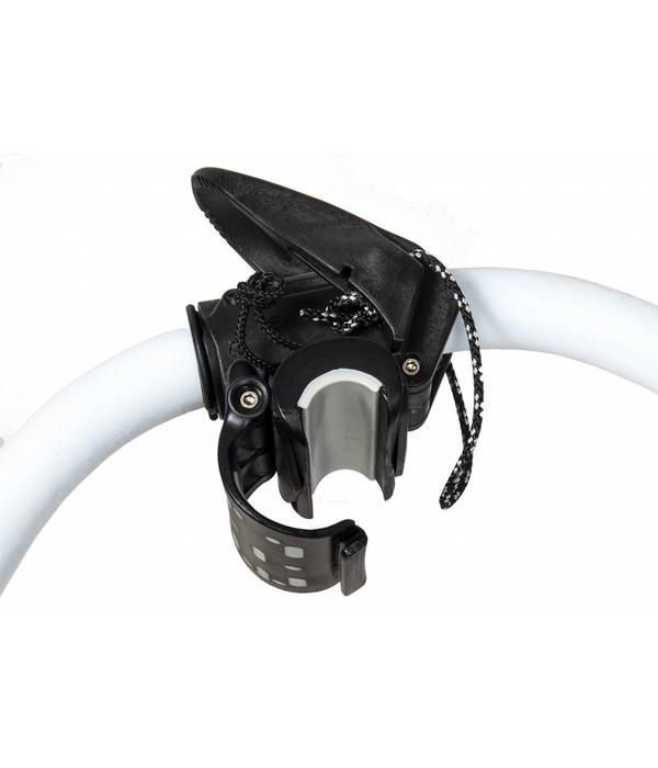 Chinook Friction Pad Triple Clamp