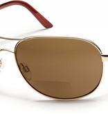 Smith Sport Optics Aviator Reader Sunglasses
