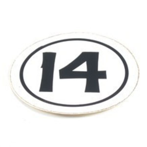 Decal Sail H14