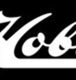 Hobie Decal ''Hobie'' Script White