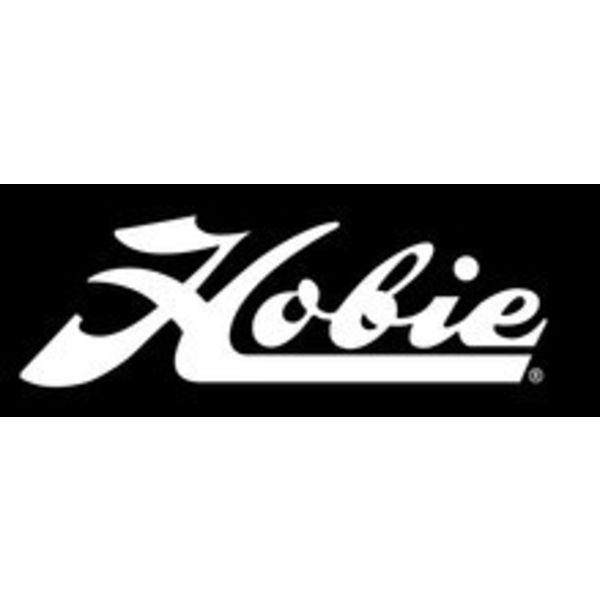 Decal 'Hobie' Script Wht