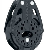 Harken Block 57mm Carbo Ratch Single With Becket