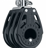 Harken Block 75mm Triple Carbo With Swivel & Becket