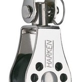 Harken Block 22mm Micro Single With Swivel