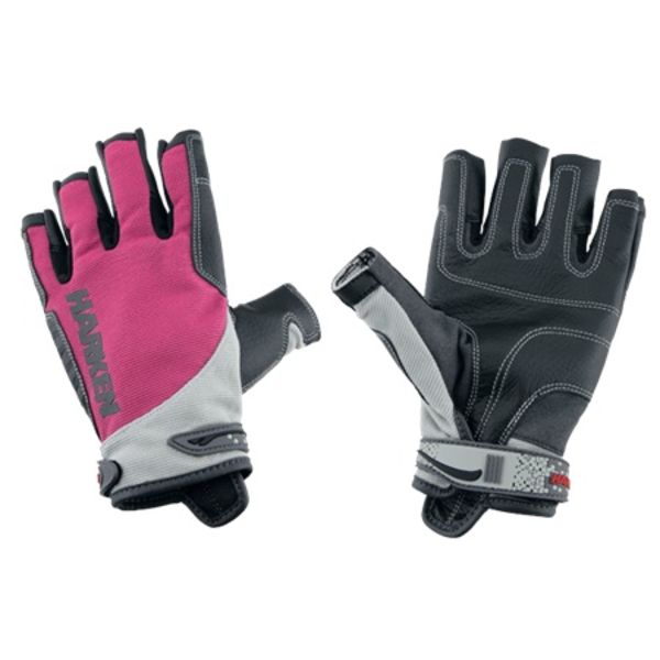 Spectrum 3/4 Finger Gloves