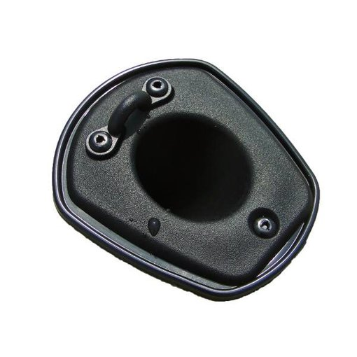 YakGear Flush Mount Rod Holder With Pad Eye