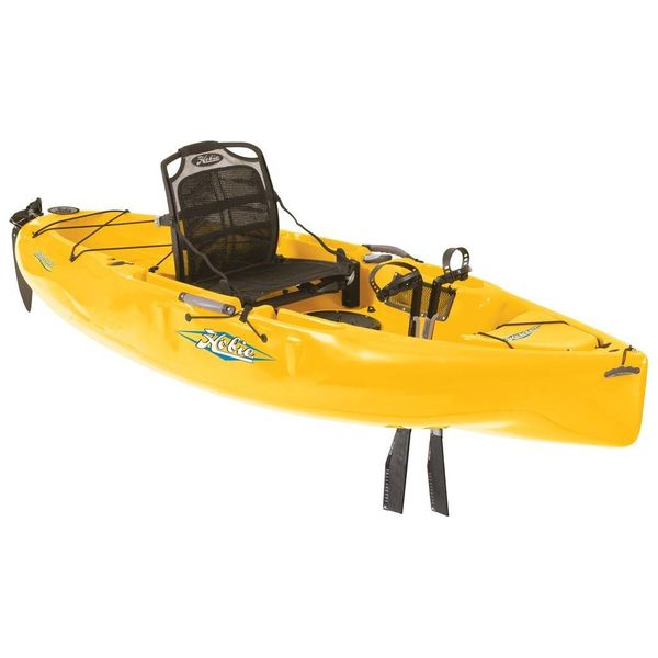 (Prior Year Model) 2017 Mirage Sport Papaya Pedal Kayak (Mariner Pro Model)