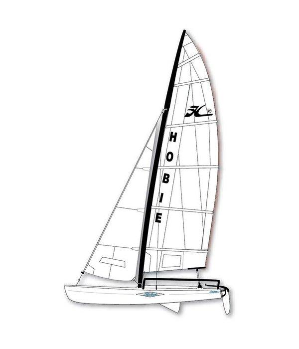 Hobie H17 Main Sail