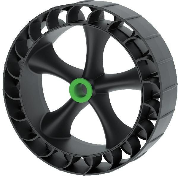 Sandtrakz Wheels C-Tug (Pack Of 2)