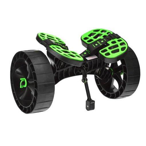 YakGear With Sandtrakz Wheels