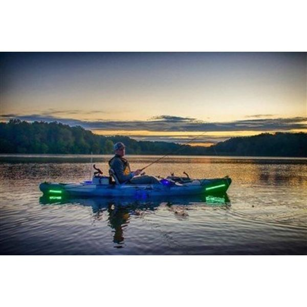 Extreme Kayak Kit- Bow- Green, Stern-Green, Cabin-Red