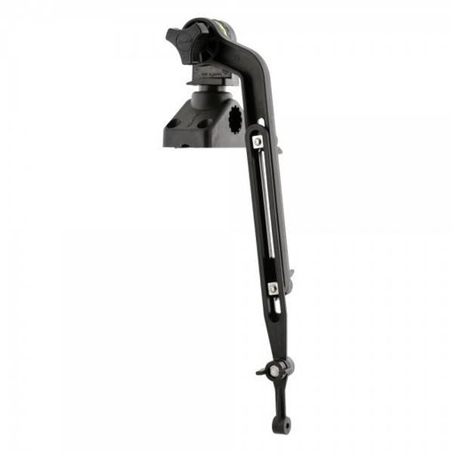 Scotty Transducer Mount Arm/For Post Mounts