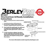 BerleyPro 3D Structure Ready Transducer Mount  &  Lowrance™Elite Ti 2 - Active Imaging 3-In-1