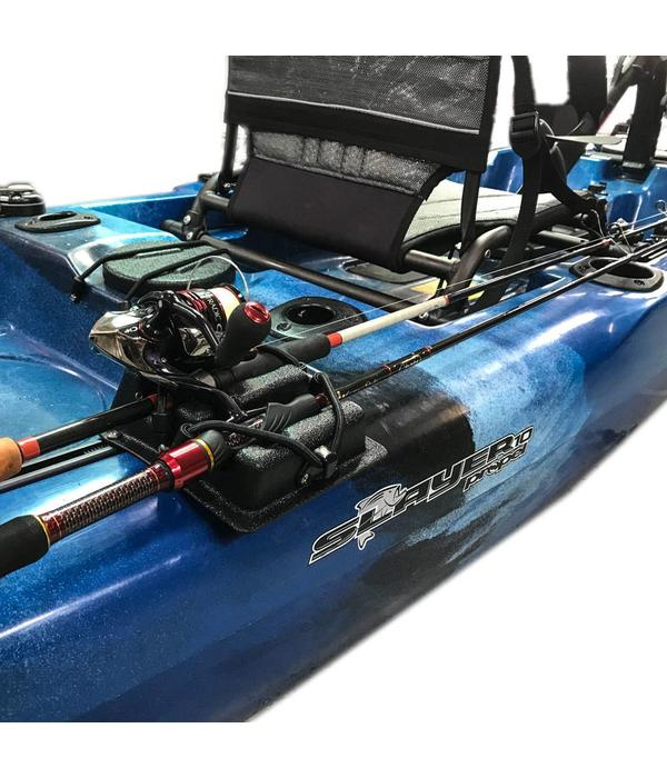 BerleyPro Native Watercraft Layflat Rod Holder