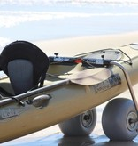 BooneDox Landing Gear With Sand Tires