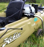 BooneDox Groovy Landing Gear / Tuff Tires / Hobie Outback