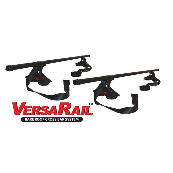 VersaRail Bare Roof Cross Rail System