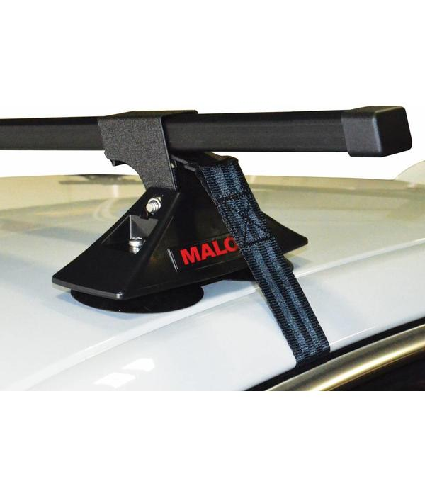 Malone Single VersaRail Bare Roof Cross Rail (58'')
