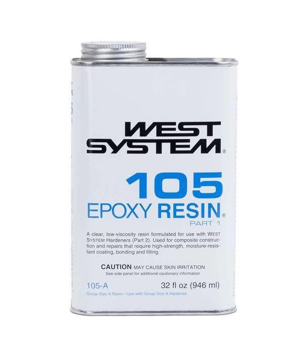 West Systems 105 Epoxy Resin