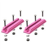 Yak-Attack (Discontinued) Gear Trac Side Load Pink 16""