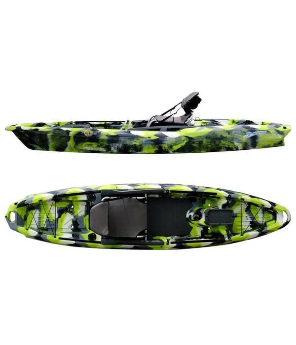 3 Waters Kayaks Big Fish 120