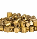 Chinook Brass Insert 6mm Thread x 12mm