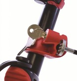 Malone Loop Lock 1'' Cable Lock For 1'' Tubing