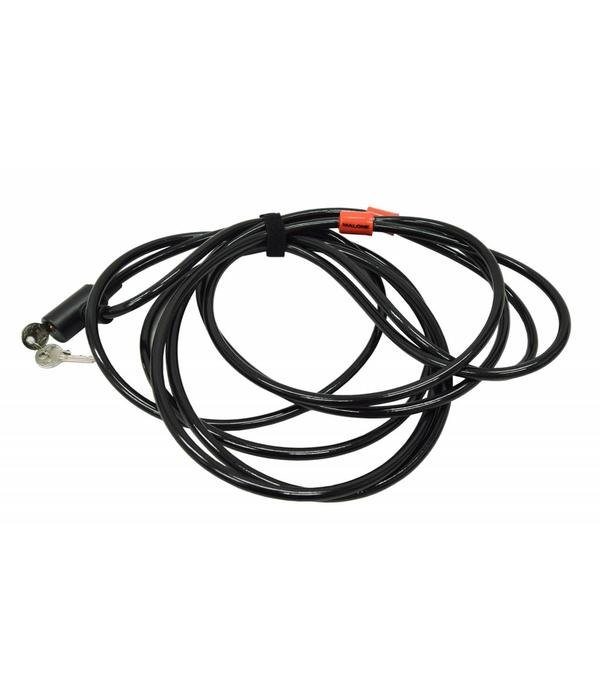 Malone Lariat Recreational/Tandem 65'' Cable Lock For Recreational & Tandem Kayak
