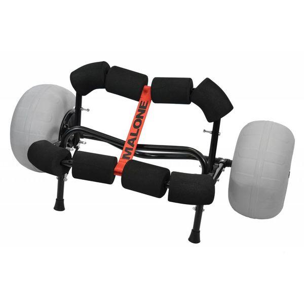BeachHauler 250 - Soft Terrain Heavy Duty Boat Cart With Bunks