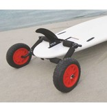 Malone SoloCart SUP Cart (With No-Flat Tires)
