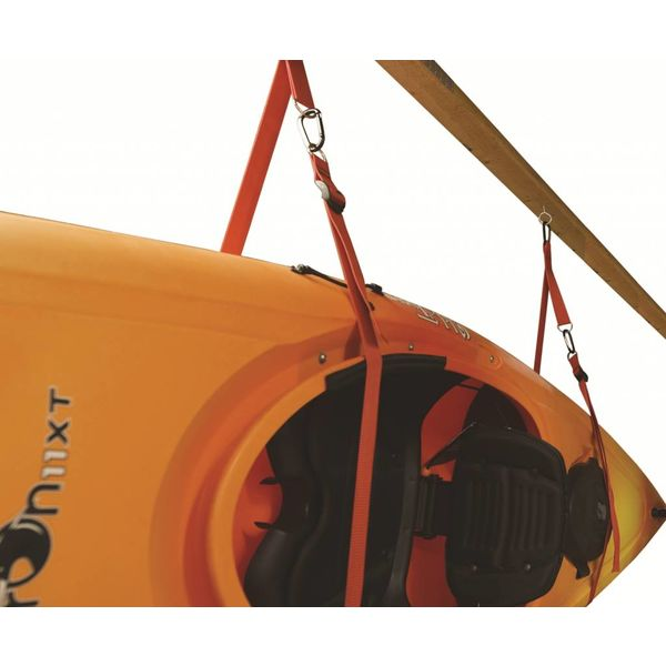 SlingTwo Double Kayak Storage System