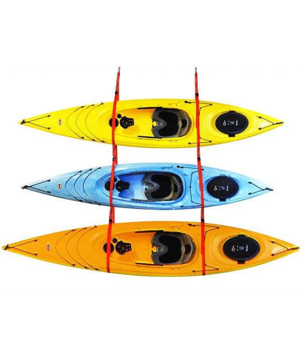 Malone SlingThree Triple Kayak Storage System
