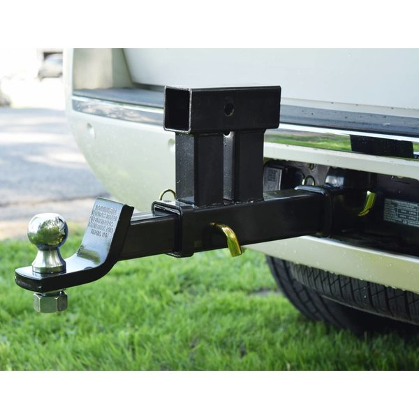 Double Hitch Receiver
