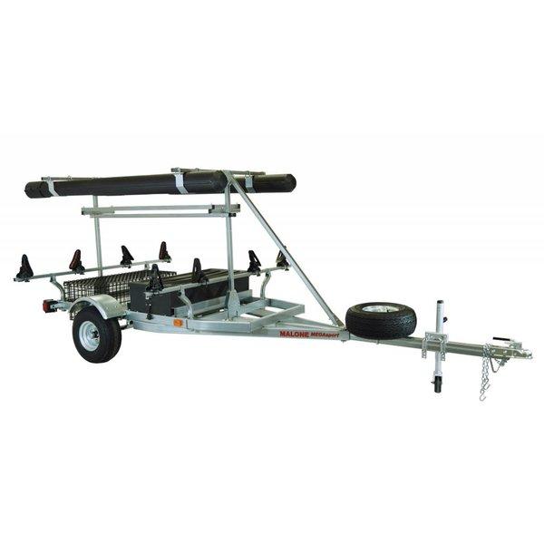 MegaSport 2-Boat Ultimate Angler Package With Saddle Up Pro