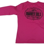 Mariner Sails Women's Long Sleeve Tech V-Neck Rashguard