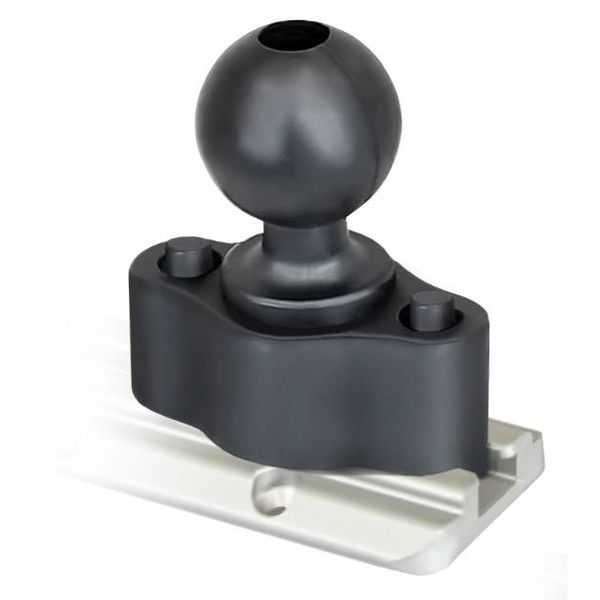 1-1/2'' Ball Quick Track Base