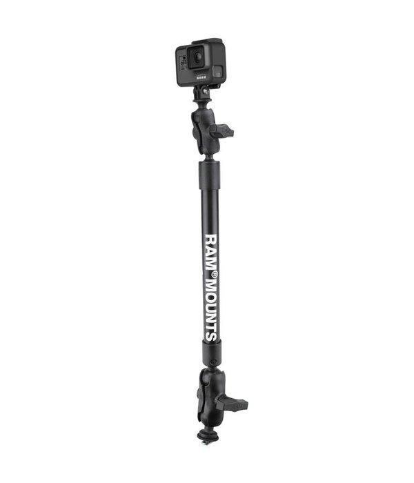 RAM Mounts Tough-Pole™ 22'' Camera Mount with RAM® Track Ball™ Base