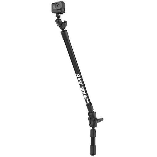 "RAM Mounts 33"" Tough-Pole™ Action Camera Track Mount"