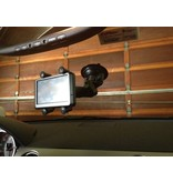 RAM Mounts Twist-Lock™ Suction Cup Mount With Universal X-Grip® Cell/iPhone Cradle
