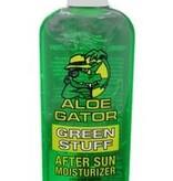 Aloe Gator Green Stuff Aloe Vera Gel (8oz)