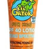 Aloe Gator Sunscreen SPF 40 Lil Gator (4oz)