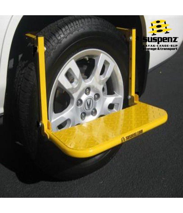 Suspenz EZ Wheel Step