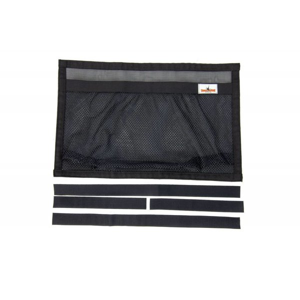 "24"" Wide x 15"" High Velcro Storage Bag"