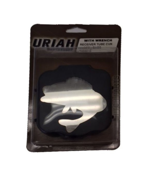 Uriah Products Hinged Receiver Tube Cover Bass