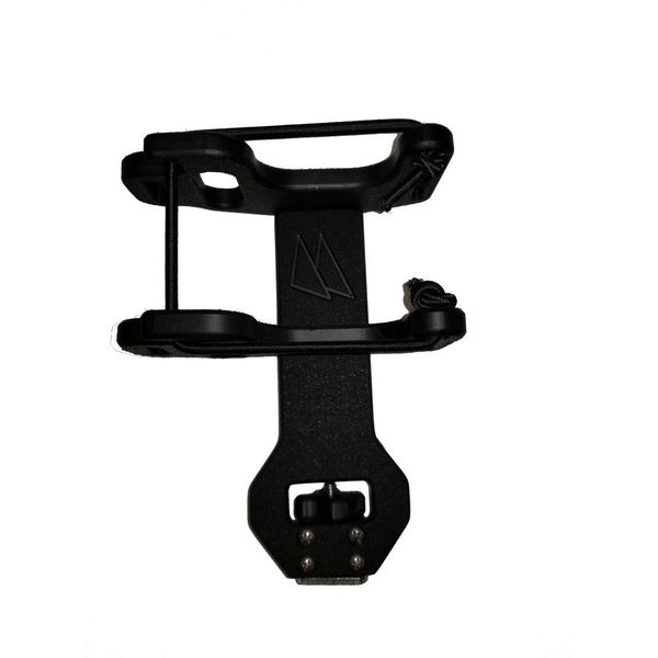Fishing Tool Buddy Track Mount Black