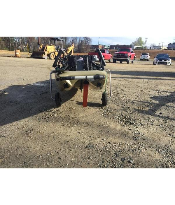 BooneDox Landing Gear With Tuff Tires Tall Legs