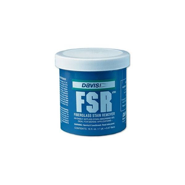 Fsr Fiberglass Stain Remover