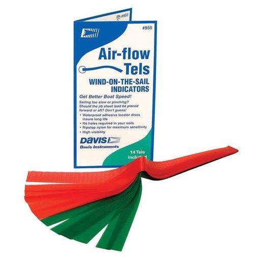 Air Flow Tells (Red/Green)