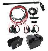 NuCanoe Transom Mount Plug And Play Motor Kit